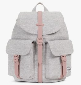 HERSCHEL SUPPLY CO. HERSCHEL DAWSON XS ASH/ROSE