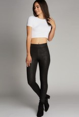CEST MOI CLOTHING CEST MOI FAUX LEATHER LEGGING