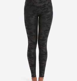 SPANX SPANX CAMO FAUX LEGGINGS