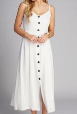 CEST MOI CLOTHING CEST MOI WHITE BUTTON DOWN