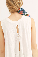 FREE PEOPLE FREE PEOPLE RIGHT ON TUNIC