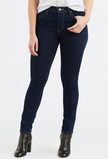 LEVI'S LEVI'S 721 HIGH RISE DARK BLUE SKINNY