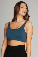 CEST MOI CLOTHING BAMBOO SCOOP BRALETTE