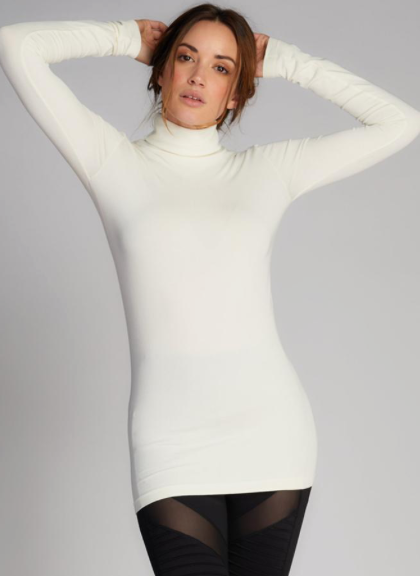 CEST MOI CLOTHING BAMBOO TURTLENECK