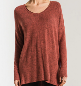 Z SUPPLY Z SUPPLY V NECK TUNIC