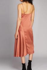 CEST MOI CLOTHING CEST MOI SATIN SLIP DRESS