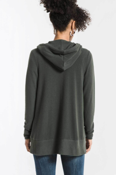 Z SUPPLY Z SUPPLY THERMAL LINED CARDI