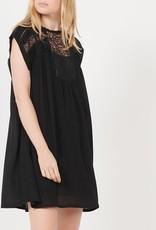 SEE U SOON SEE U SOON TUNIC DRESS BLACK