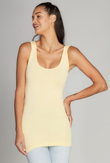 CEST MOI CLOTHING BAMBOO TANK BUTTER
