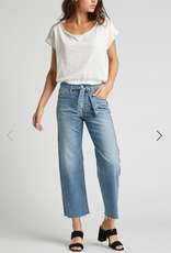 SILVER JEANS TIED & WIDE