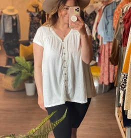 WHITECROW LILIANA TUNIC