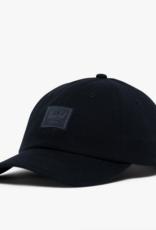 HERSCHEL SUPPLY CO. HERSCHEL SYLAS CAP BLACK