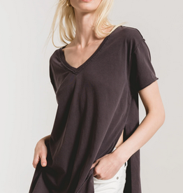 Z SUPPLY Z SUPPLY ORGANIC SLIT TUNIC