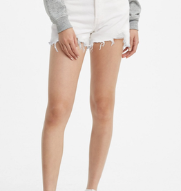 LEVI'S LEVI'S 501 ORIGINAL SHORT NATURAL INSTINCT WHITE