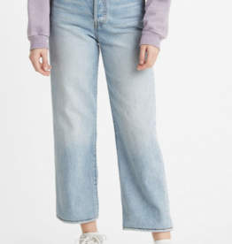 LEVI'S LEVI'S RIBCAGE STRAIGHT ANKLE MIDDLE ROAD