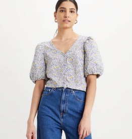 LEVI'S LEVI'S HOLLY FLORAL BLOUSE