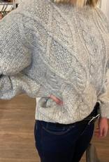 CEST MOI CLOTHING CEST MOI PRESLEY CREWNECK GREY