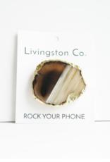 ROCK YOUR PHONE GOLD RIM