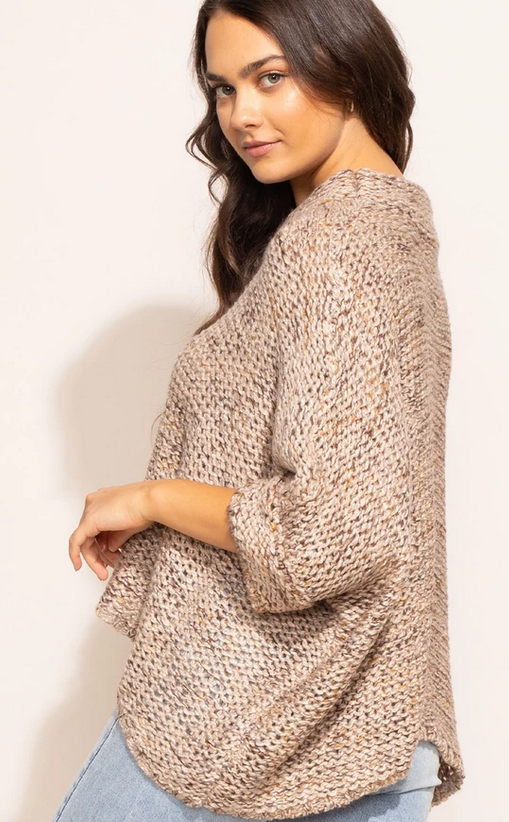 PINK MARTINI PINK MARTINI WEST END GIRL SWEATER