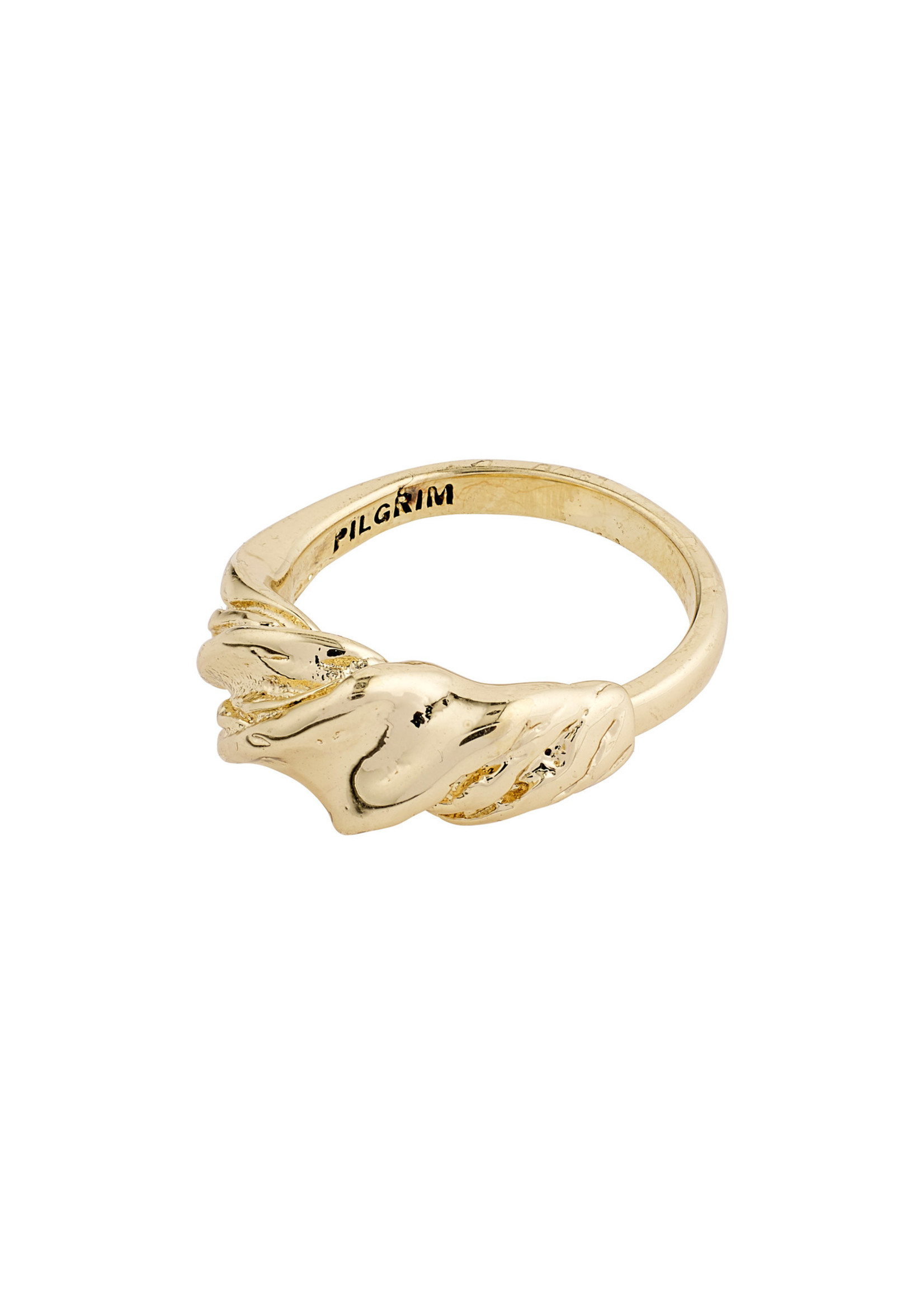 PILGRIM PILGRIM SIMPLICITY  GOLD NECKLACE