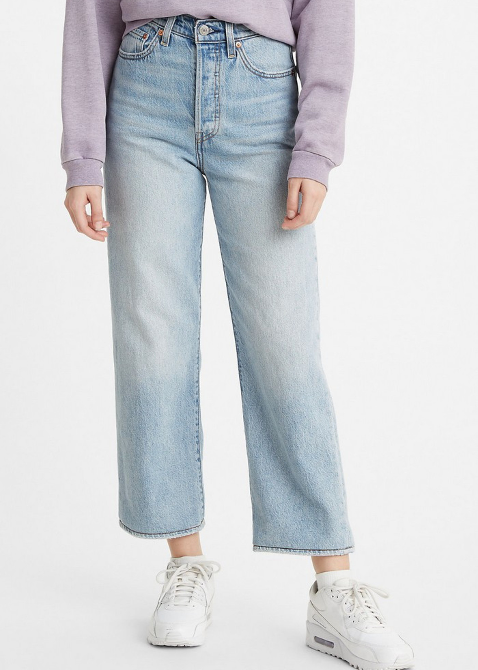 LEVI'S LEVI'S RIB CAGE STRAIGHT ANKLE MIDDLE ROAD