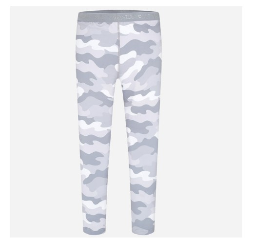 PRINTED CAMO LEGGINGS