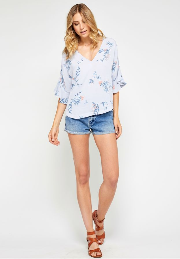 GENTLE FAWN BECCA TOP