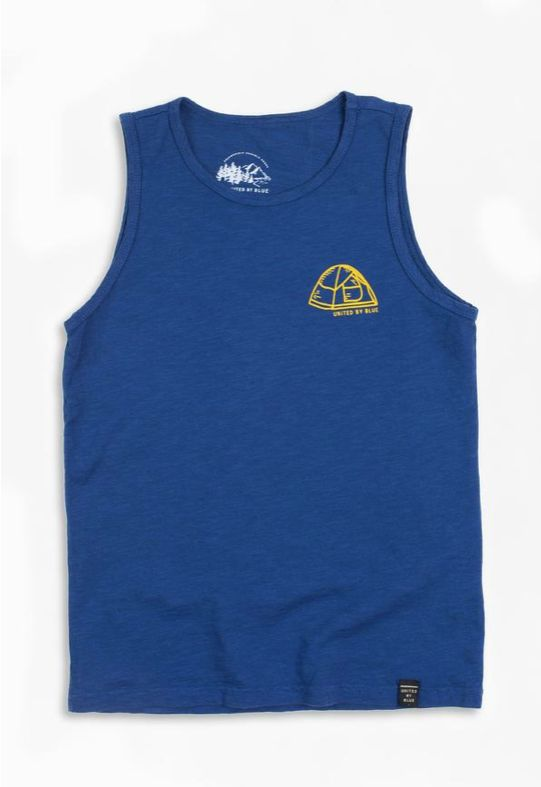 UNITED BY BLUE UNITED KIDS MUSCLE TANK