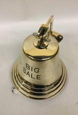 "8"" Brass Bell  ""Big Sale"""