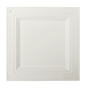 Nora Fleming K5 Pearl Square Platter(6) by Nora Fleming