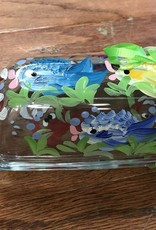 FC-BD Fish and Crab Butter Dish