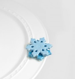 Nora Fleming A106 no two alike! (snowflake) Minis by Nora Fleming