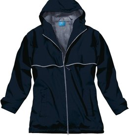 New Englander Rain Jacket Womens True Navy 5099 263 M