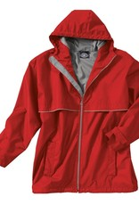 New Englander Rain Jacket Mens Red 9199 060 L