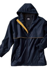 New Englander Rain Jacket Mens True Navy / Yellow 9199 046 XL