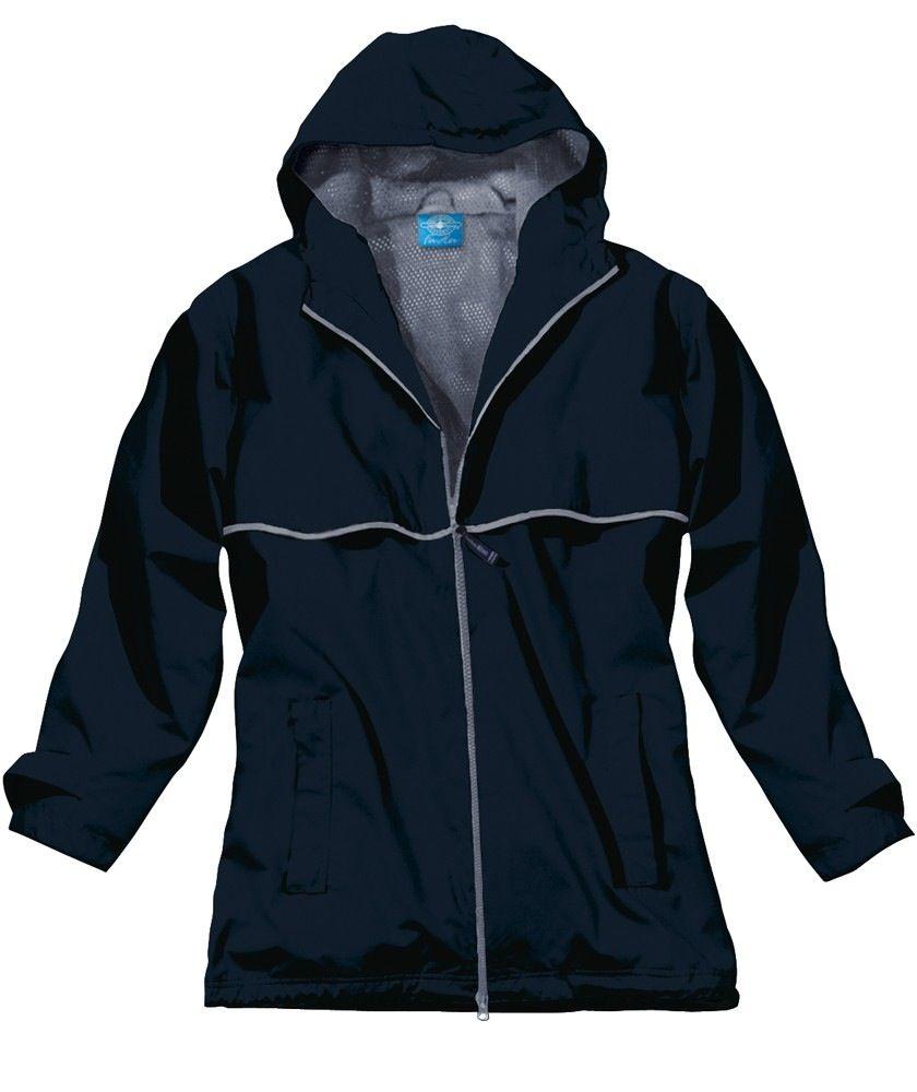New Englander Rain Jacket Womens True Navy 5099 263 L