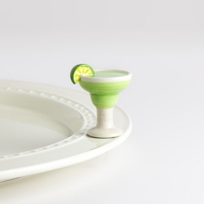 Nora Fleming A130 lime & salt, please! (margarita) Minis by Nora Fleming