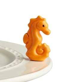 Nora Fleming A182 horsin' around (seahorse) Minis by Nora Fleming