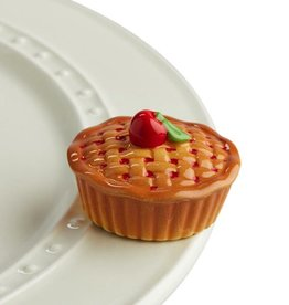 Nora Fleming A188 cherry on top (cherry pie) Minis by Nora Fleming