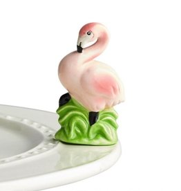 Nora Fleming A205 flamingo Minis by Nora Fleming
