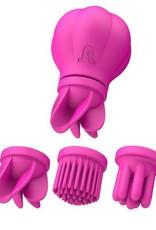Adrien Lastic Adrien Lastic Caress pink clitoral stimulator
