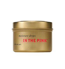 In The Pink Moisture Drops