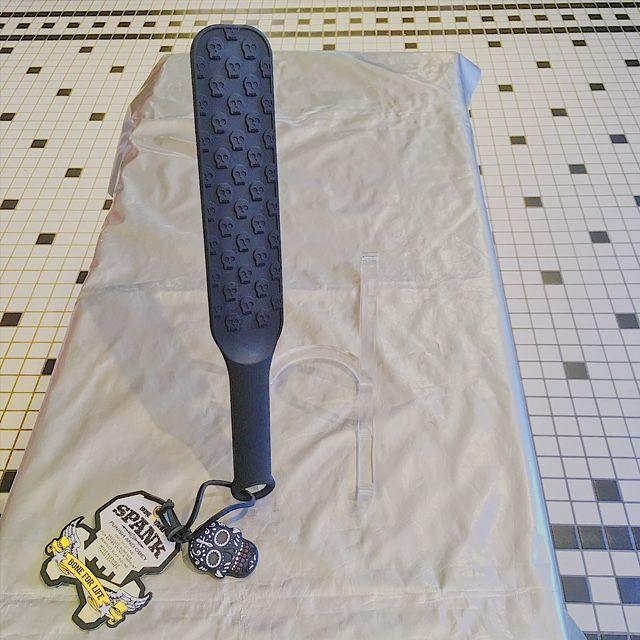 BONEYARD Boneyard Spank Paddle