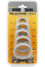 BONEYARD SILCONE RING 5PC