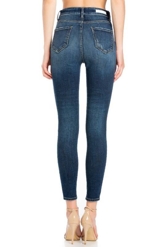 Cello Jeans Penny High Rise Ankle Skinny -