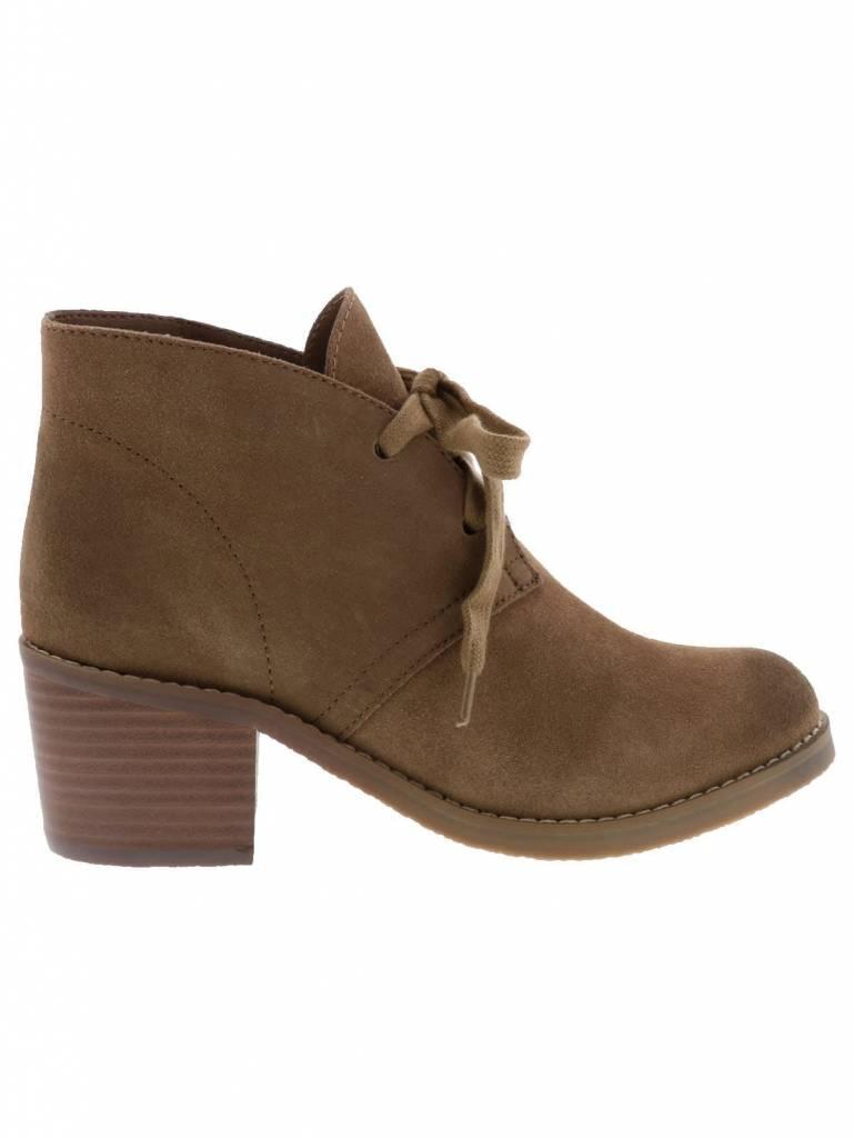 Sbicca Sbicca Terrafina Block Heel Desert Bootie -