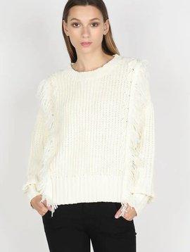 On the Fringe Sweater -