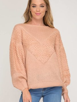 Perfect Weather Sweater-