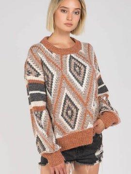 Take Me Back Sweater-