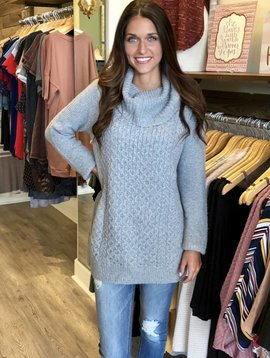 Oh So Chic Sweater-